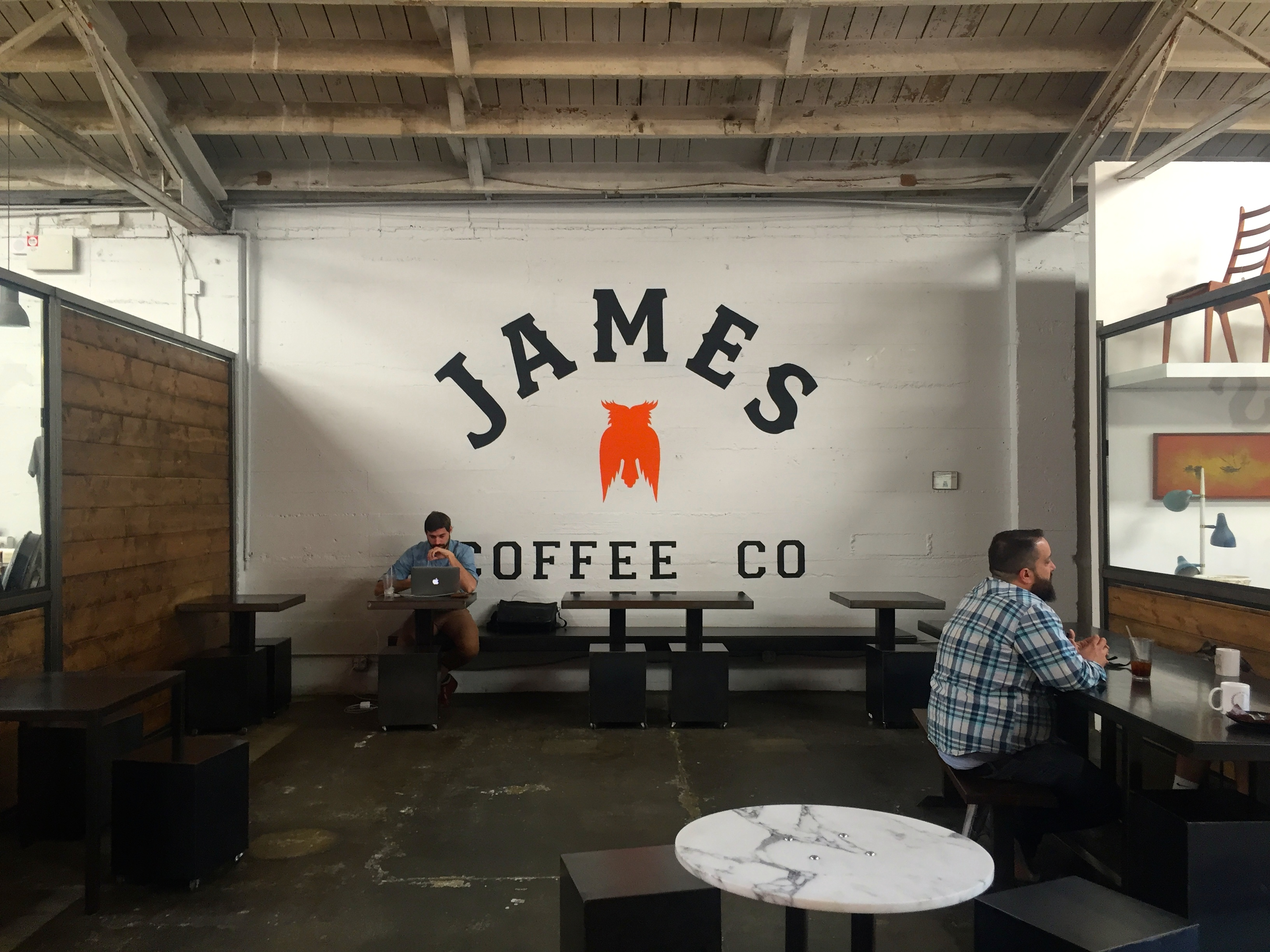 James Coffee Co 1
